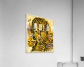 scan841  Acrylic Print