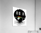 Black History  Acrylic Print
