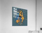 Superspy  Acrylic Print