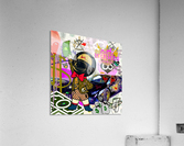 Millionaire Huracan EVO  Acrylic Print