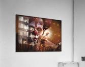 clown  Acrylic Print
