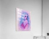 HIVER  Acrylic Print