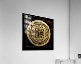 Nepali Goldwork: Buddha Eyes  Acrylic Print