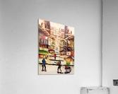 Hong Kong Soho  Acrylic Print
