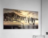 Hong Kong Harbor Skyline  Acrylic Print