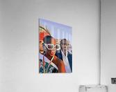 Daddys girl  Acrylic Print