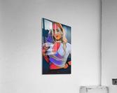 Welcome Back  Acrylic Print