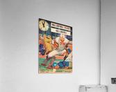 1959_College_Football_Oklahoma State vs. Oklahoma_Owen Field_Norman_Row One Brand  Acrylic Print