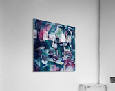 Crystal Parade Of The Jewel Fruits  Acrylic Print