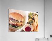 Its Vegan  Acrylic Print