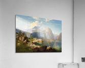 Hardanger Fjord  Acrylic Print