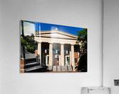 The News Building   Athens GA 07343  Acrylic Print
