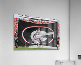 University of Georgia Football   Athens GA 2838  Acrylic Print