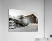 Watson Mill Bridge State Park   Comer GA 06587  Acrylic Print