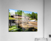 Watson Mill Bridge State Park   Comer GA 06576  Acrylic Print