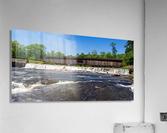 Watson Mill Bridge State Park   Comer GA 06668  Acrylic Print