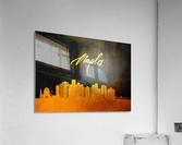 Naples Florida Skyline Wall Art  Acrylic Print