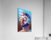 Dreamy Portrait II  Acrylic Print