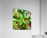 Green scene  Acrylic Print