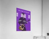 welcome to paradise   Billie Joe Armstrong  Acrylic Print