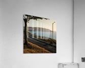Sunset On San Francisco Coast  Acrylic Print