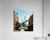 Spear Street  Impression acrylique