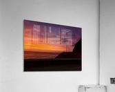 Costa Verde Sunset   Acrylic Print