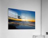 Sunrise Full Frame  Acrylic Print