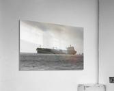 Tanker  Acrylic Print