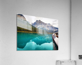 British Columbia  Acrylic Print