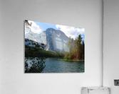 Boulder Island Respite 1  Acrylic Print