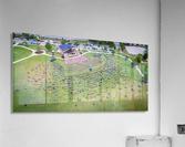 Lakeside High Class of 2020   Graduation Aerial View 0728 05 30 20  Acrylic Print