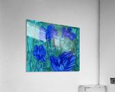 Nola rain  Acrylic Print