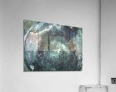 Crystal Midnights in Indigo  Acrylic Print