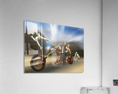 Desert Ride  Acrylic Print
