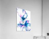 Flower Bomb  Acrylic Print