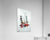 Primavera IV  Acrylic Print