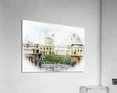 Brighton Pavilion Street View  Acrylic Print