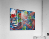 Sea Robins  Acrylic Print
