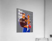 TLC  Acrylic Print