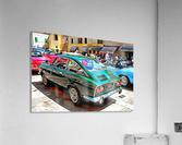 Fiat 850 Sport Coupe  Acrylic Print