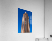 Bank of America Building   Atlanta GA 6630  Acrylic Print