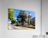 Georgia State Capitol Building   Atlanta GA 6984  Acrylic Print