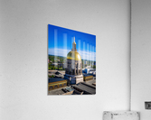 Georgia State Capitol Building   Atlanta GA 0636  Acrylic Print