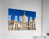 Georgia State Capitol Building   Atlanta GA 7220  Acrylic Print