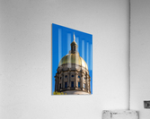 Georgia State Capitol Building   Atlanta GA 7190  Acrylic Print