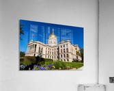 Georgia State Capitol Building   Atlanta GA 7236  Acrylic Print