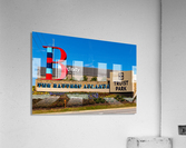 Truist Park   The Battery Atlanta GA 6703  Acrylic Print