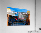 Truist Park   The Battery Atlanta GA 6748  Acrylic Print