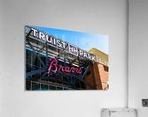 Truist Park   The Battery Atlanta GA 6718  Acrylic Print